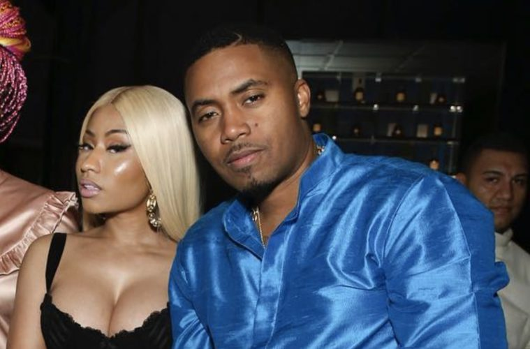 Nicki Minaj, Nas Dating Rumors: Rappers Kiss During Party (Video)