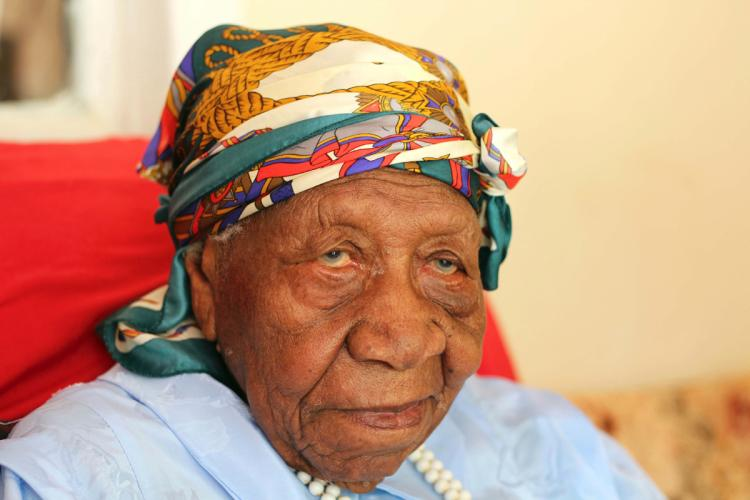Older person Violet Brown dies at 117 in Jamaica