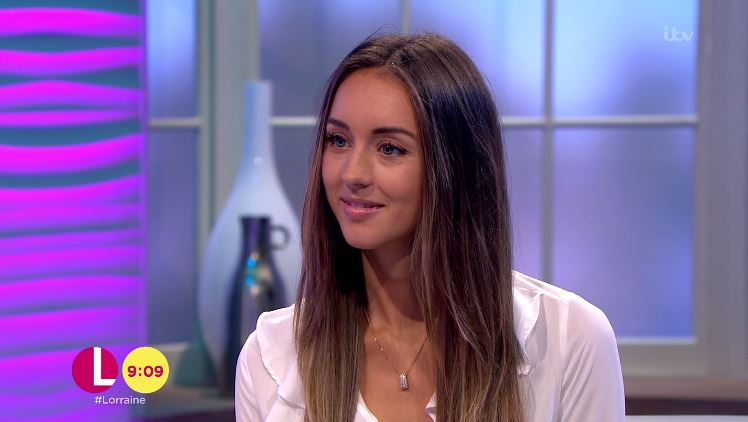 Peter Andre's wife Emily MacDonagh shares