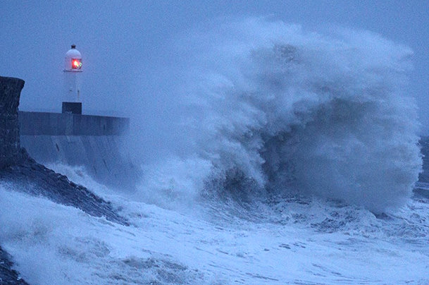 60mph Winds To Hit Parts Of The UK