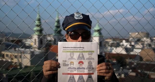 Austria Bans Full Face Veil, Report