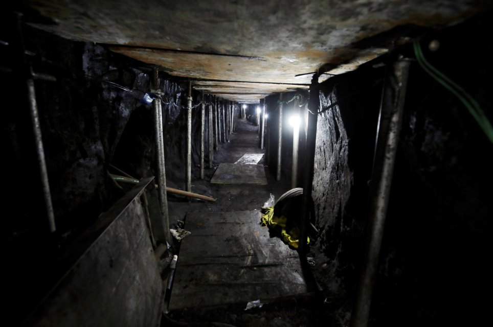 Biggest Bank Robbery In The World: Robbers dig 600-meter tunnel in Sao Paulo