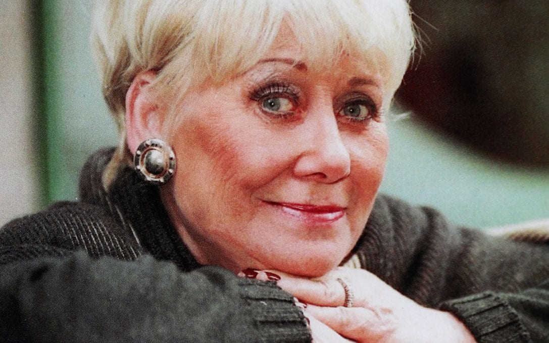 Liz Dawn's last words revealed: 'I loved you from the moment we met'