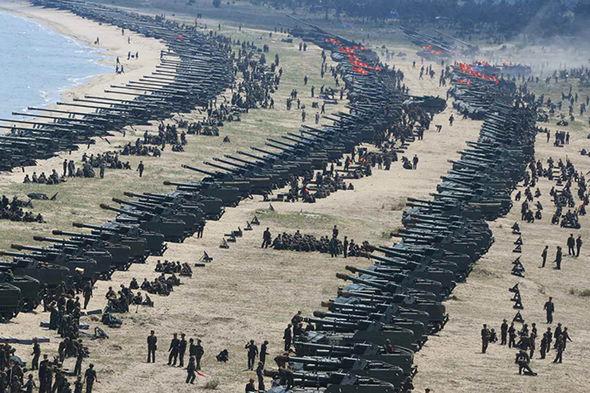 UK draws up battle plan in case of North Korea war