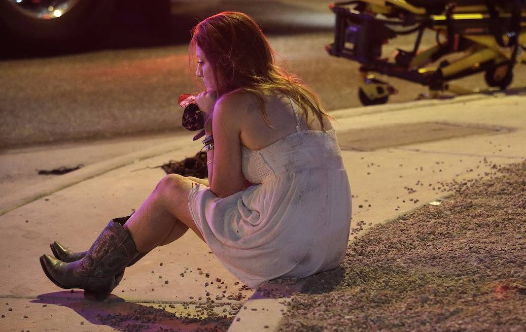 Vegas Casino Shooting: 50 dead, 200 injured, police say (Video)