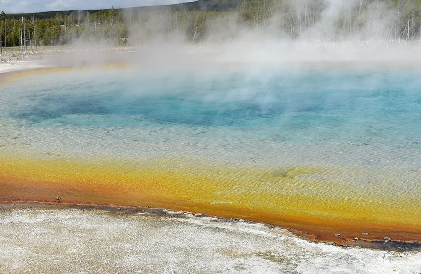 Yellowstone's Supervolcano Could Spew Ash Across the Entire US