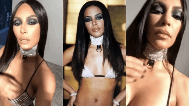 Kim Kardashian Sorry For Halloween Costume