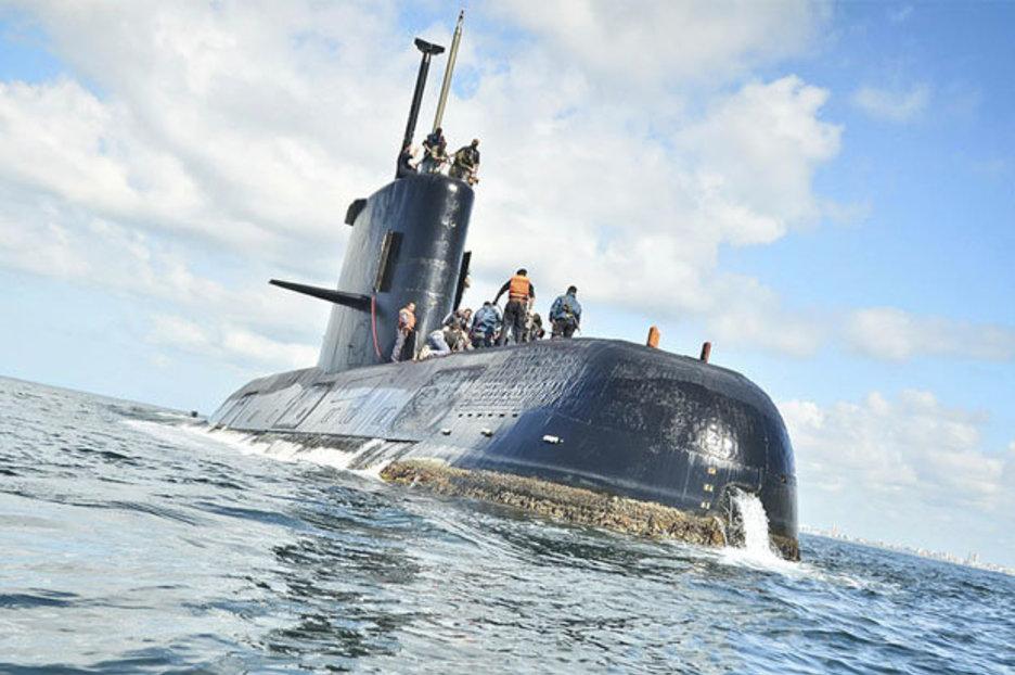 Missing submarine crew 'may still be ALIVE'
