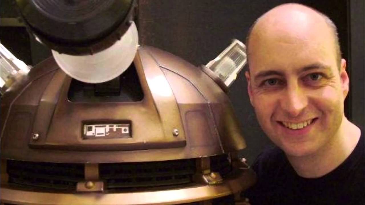 Nicholas Pegg fired after hiding offensive message in Doctor Who