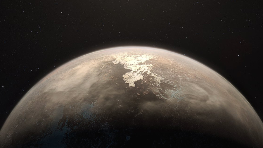 ‪‪Ross 128 ‬‬Planet That Could Host Life