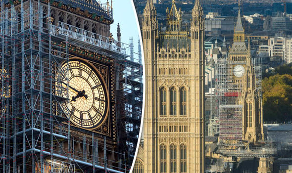 Big Ben's iconic bongs return in Christmas