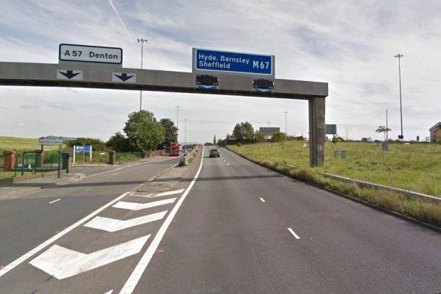 Boy Killed On Motorway