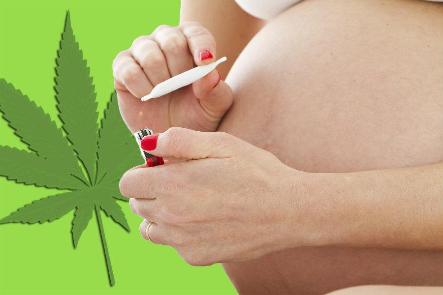 Marijuana: Pregnant Women Are Using More Cannabis, Says New Study