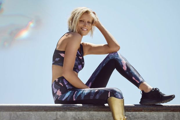 Model To Lose Other Leg: Lauren Wasser says she will lose second leg to TSS