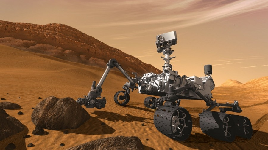 NASA's next Mars rover to improve on Curiosity (Video)