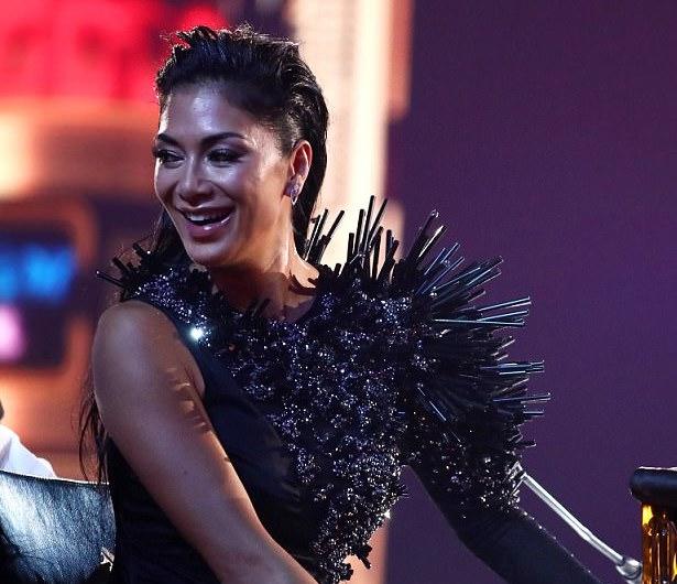 Nicole Scherzinger's X Factor dress slammed by viewers