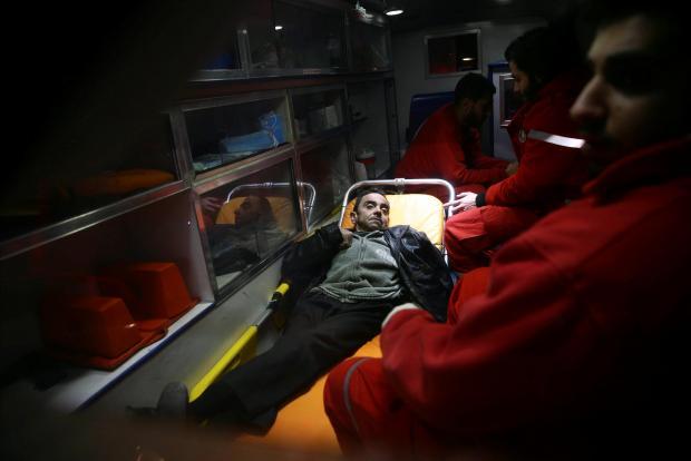 Syria: Eastern Ghouta medical evacuations begin, Report