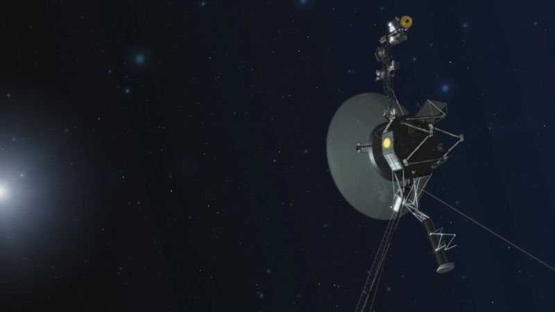 Voyager 1 thrusters activated by NASA after 37 years
