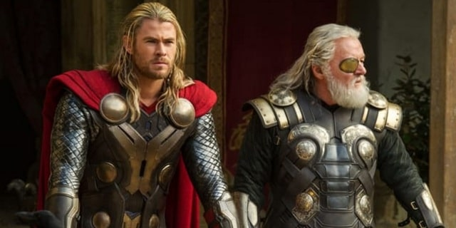 Chris Hemsworth says he is 'done' playing Thor