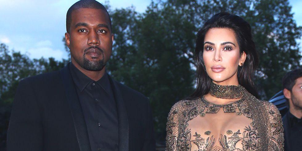 Kim Kardashian and Kanye West's Third Baby's Name