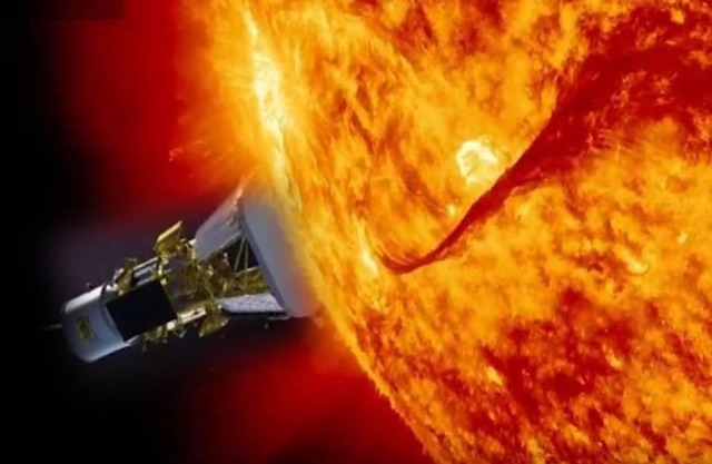 NASA Is Building A Probe To 'Touch The Sun' In 2018 - Web ...