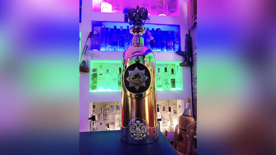 World's Most Expensive Vodka Stolen From Copenhagen Bar