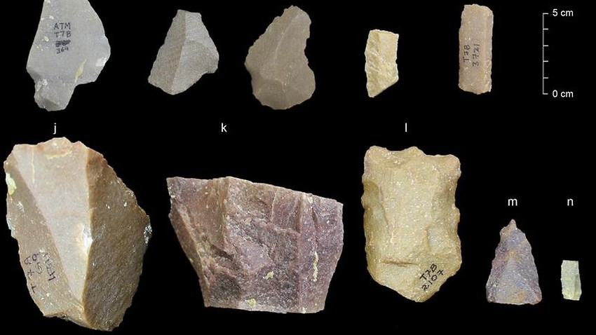 Ancient advanced tools found in India, researchers say