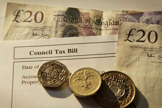 Council tax bills in England may rise
