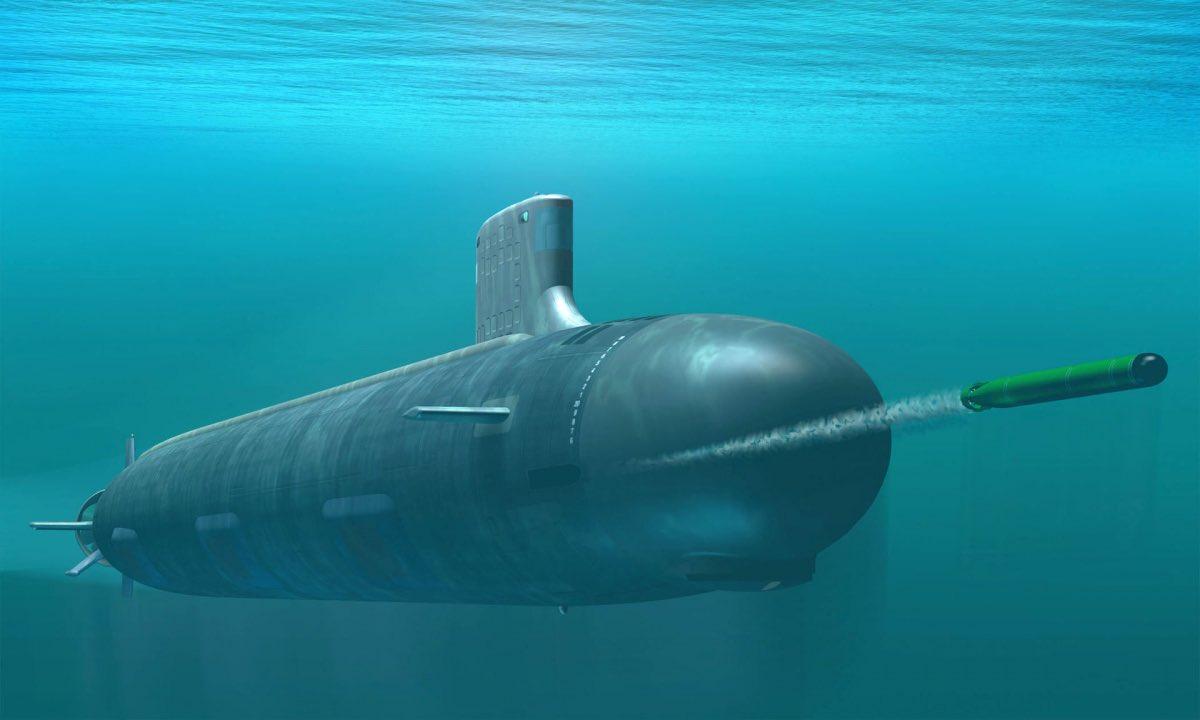 Russia building 'Undersea' Nuclear Torpedo