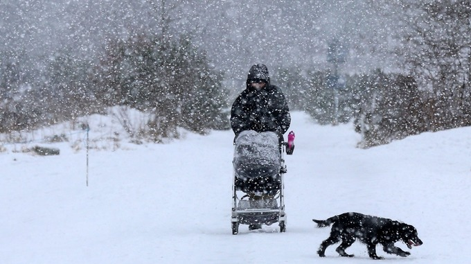 UK weather: Britain braced for coldest March