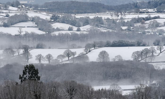Cold snap to return to UK this weekend, Report