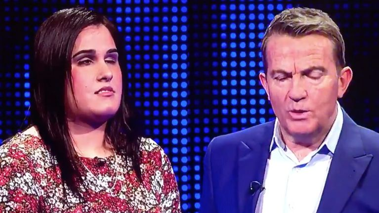 The Chase: Contestant Charan leaves fans in total shock