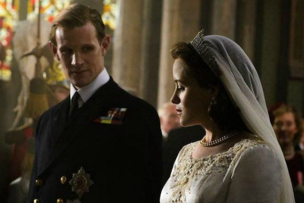 'The Crown' Producers Apologize to Claire Foy And Matt Smith