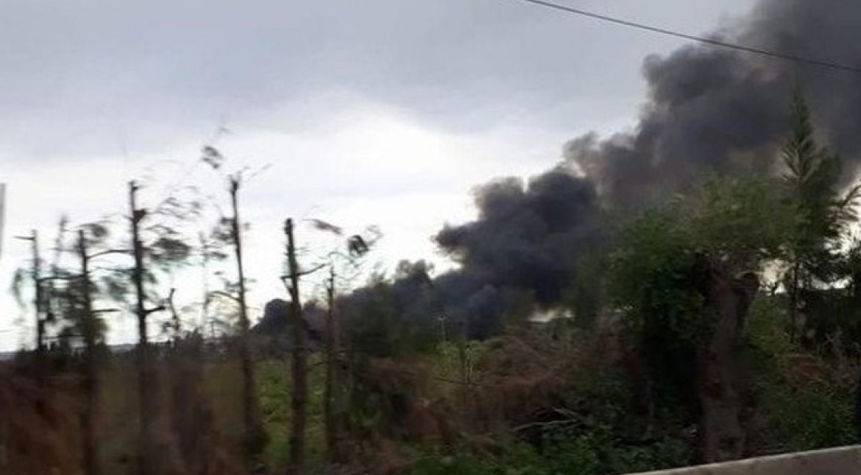 Algeria plane crash: 'More than 100 dead'