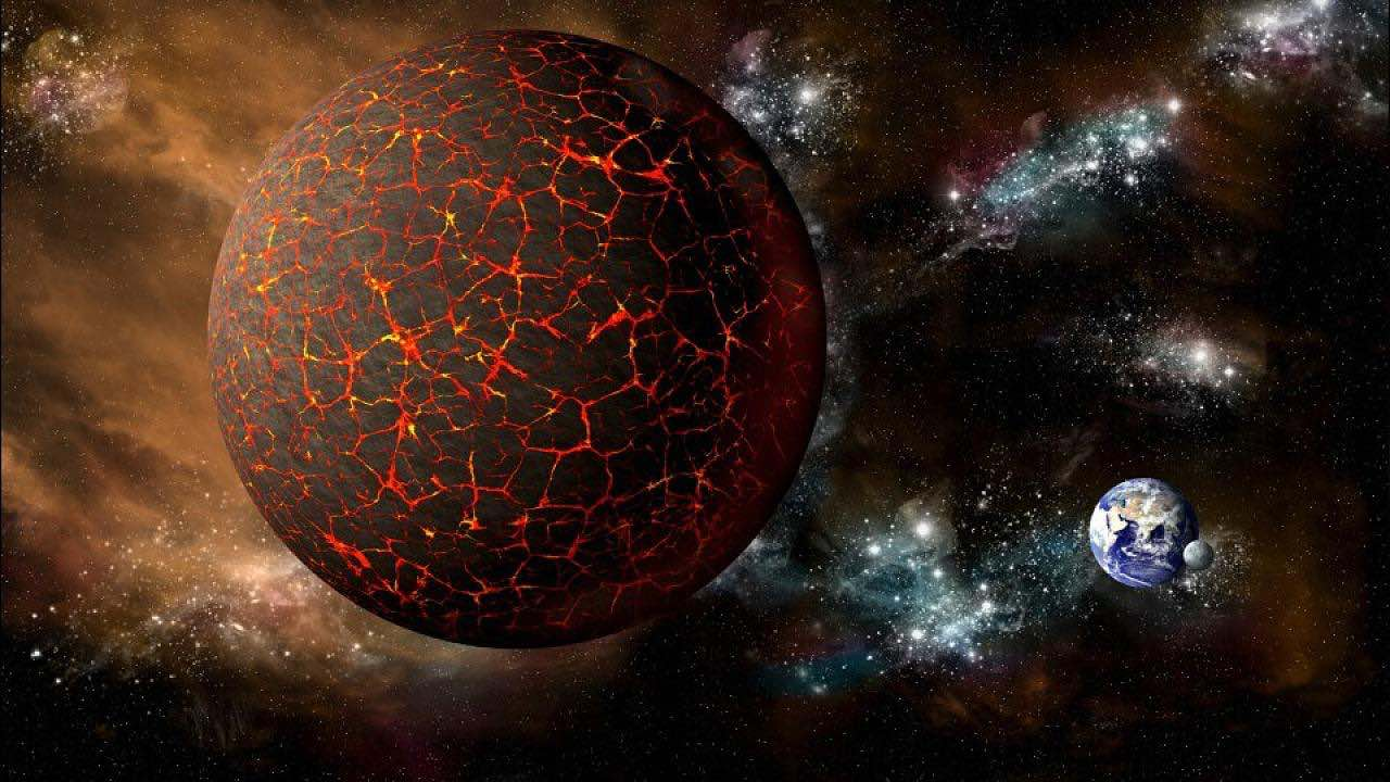 Death Planet Nibiru: Conspiracy theorists claim biblical Rapture is coming April 23
