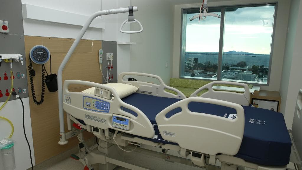 Ghost wards: empty beds due to lack of staff or funding