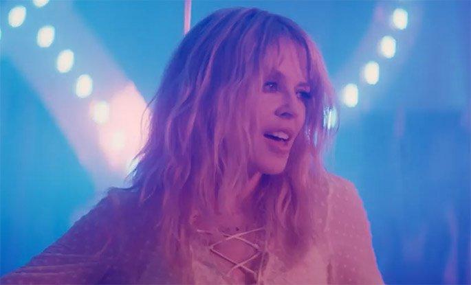 Kylie Minogue Shares