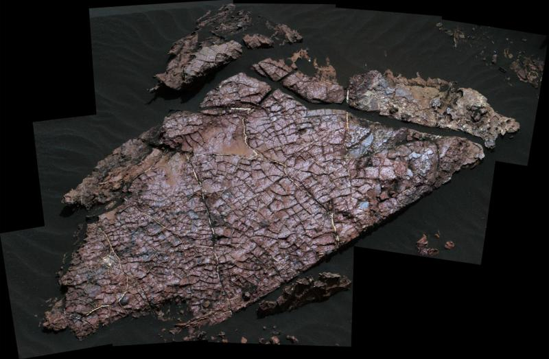 Lakes on Mars dried Up billions of years ago, finds new research