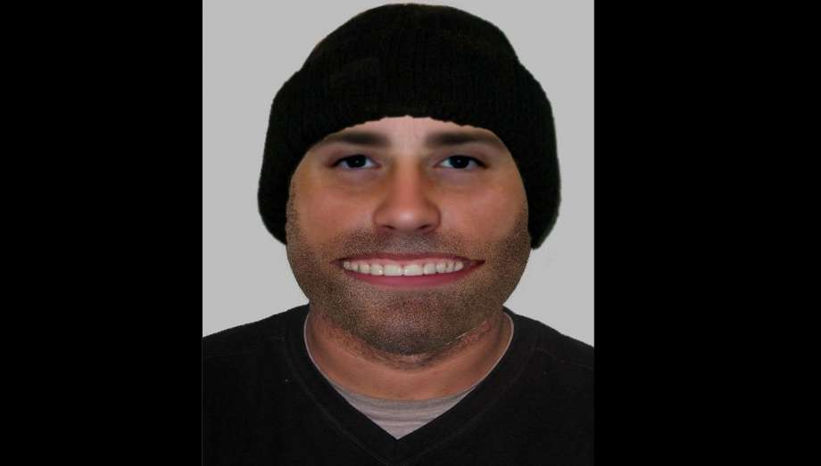 Police Wide Mouth Suspect Goes Viral (Photo)
