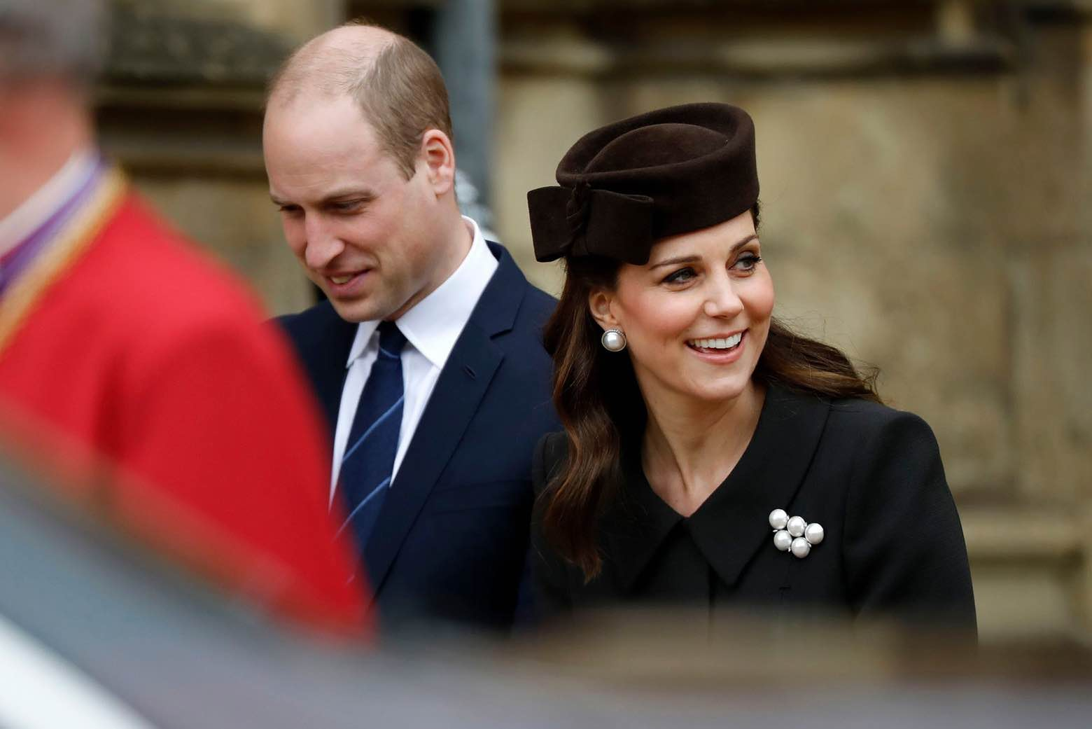 Prince William And Kate Broke Royal Protocol, Report