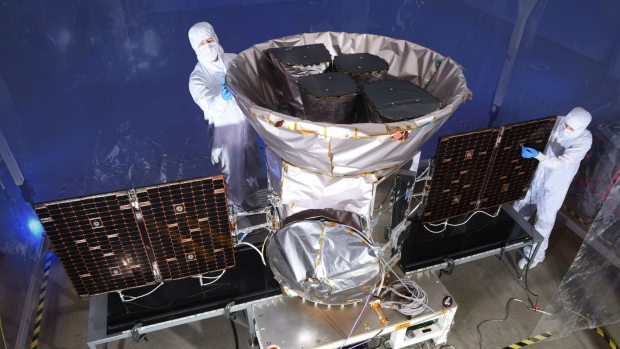 Tess spacecraft to prowl for planets, Report