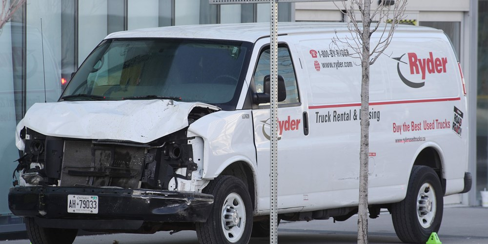 Toronto van attack suspect expected in court on Tuesday, Report