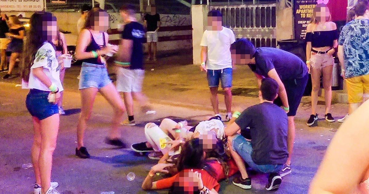 Brit Tourist Dies In Magaluf, Spain