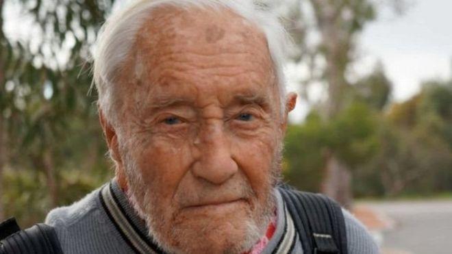 David Goodall: Australian scientist seeks Swiss euthanasia
