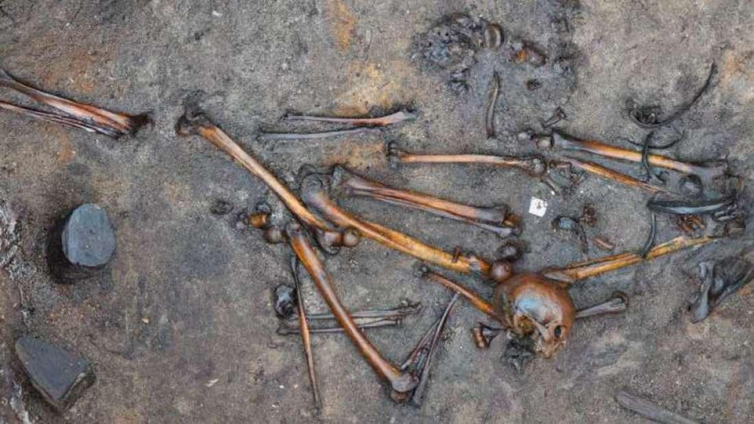 Denmark: Thousands of Human Bones Reveal 'Barbarian' Battle