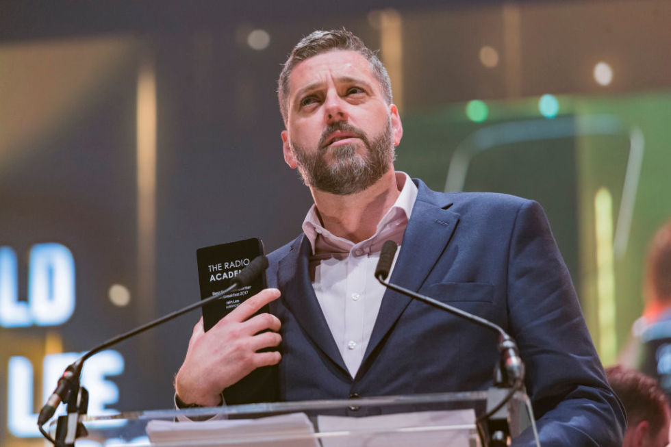 Iain Lee shares his story of childhood sexual abuse, Report