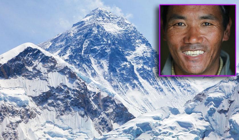 Kami Rita, Veteran Sherpa sets record for Everest climbs