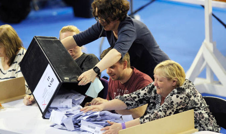 Local Elections 2018 LIVE: Results and reaction