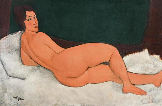 Modigliani painting fetches $157 million at auction, Report