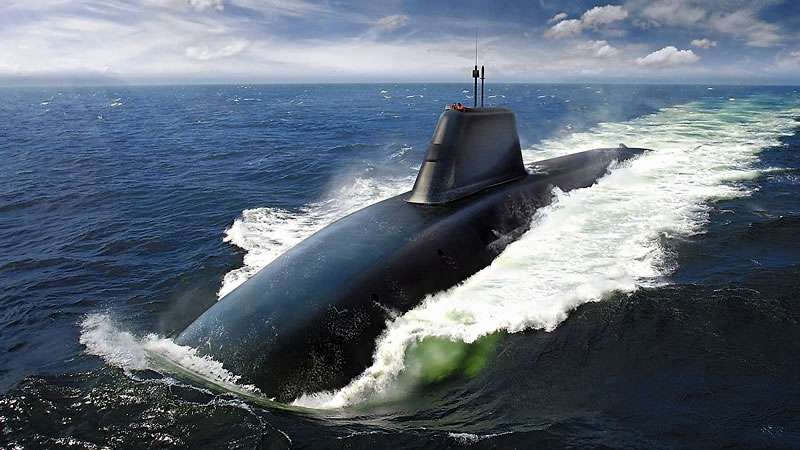 Nuclear Submarine Programme to cost £51bn over next decade